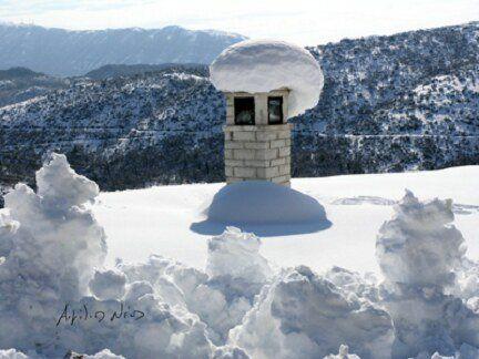 Ζαγοροχώρια με χιόνι
