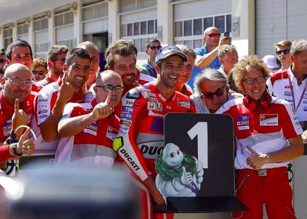 Berita MotoGP Terbaru : Ini Rahasia Iannone Juara GP Austria | Berbol.co.id