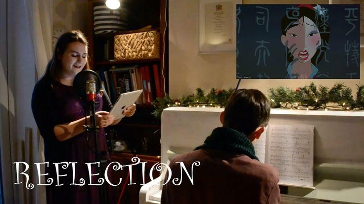 Reflection from Disney's Mulan - Cover by Bradley Birkholz ft. Sam Hickman