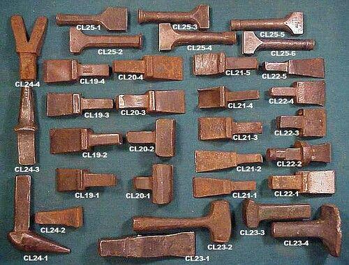Hardy tools.