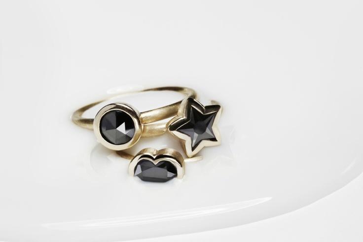 Rings: Stinne Holm - Photo: Kristine Funch - Art Director: Kristina May