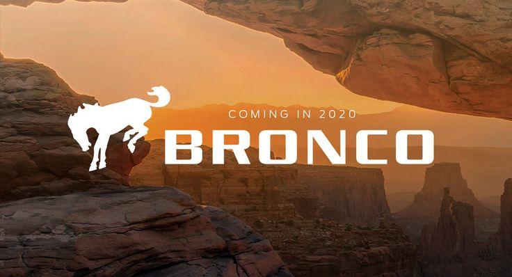Ford Confirms New Bronco SUV For 2020 Ranger Truck For 2019