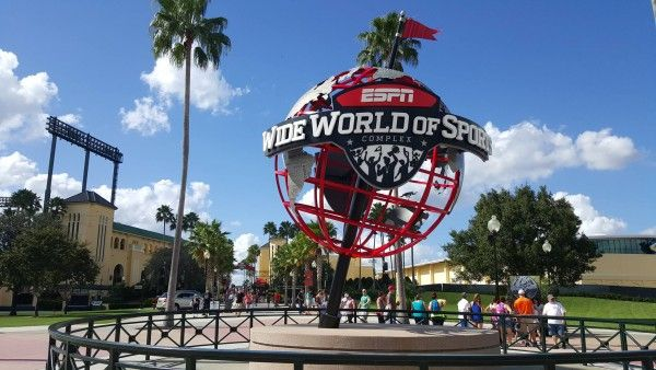 Chip and Co Cheerleading venue to open at Disney's ESPN Wide World of Sports Complex