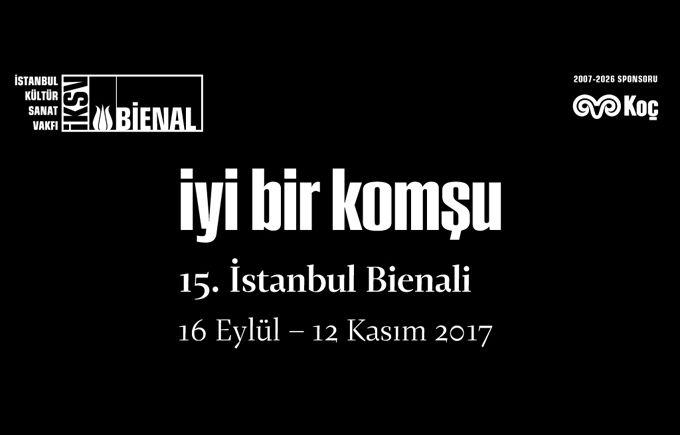 Medyascope ///  15. İstanbul Bienali'ne katılacak olan sanatçılar açıklandı
