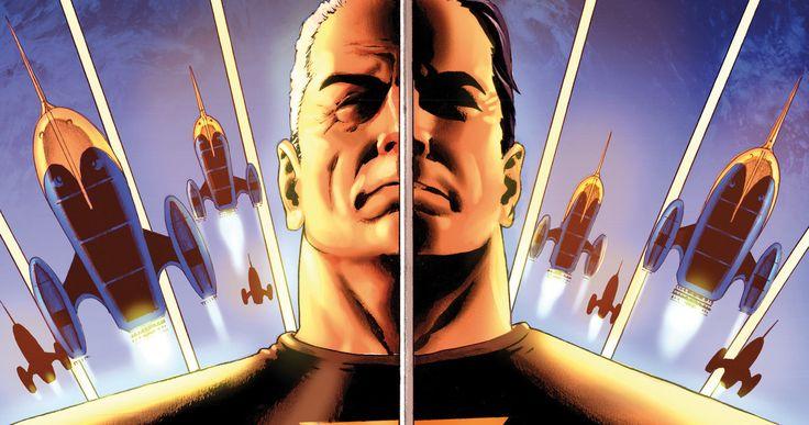 'Starlight' Movie Lands 'Star Wars' Writer Gary Whitta -- Gary Whitta is adapting Mark Millar's comic book 'Starlight', which follows a retired space herorecruited to save the world yet again. -- http://www.movieweb.com/starlight-movie-writer