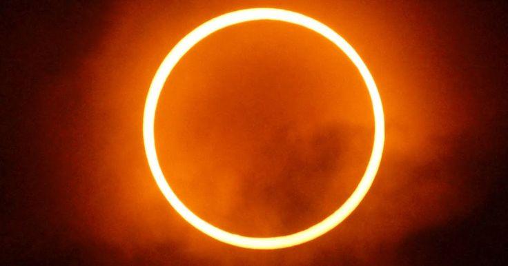 Gambar gerhana matahari total cincin 09 maret 2016 | Coretan Uman