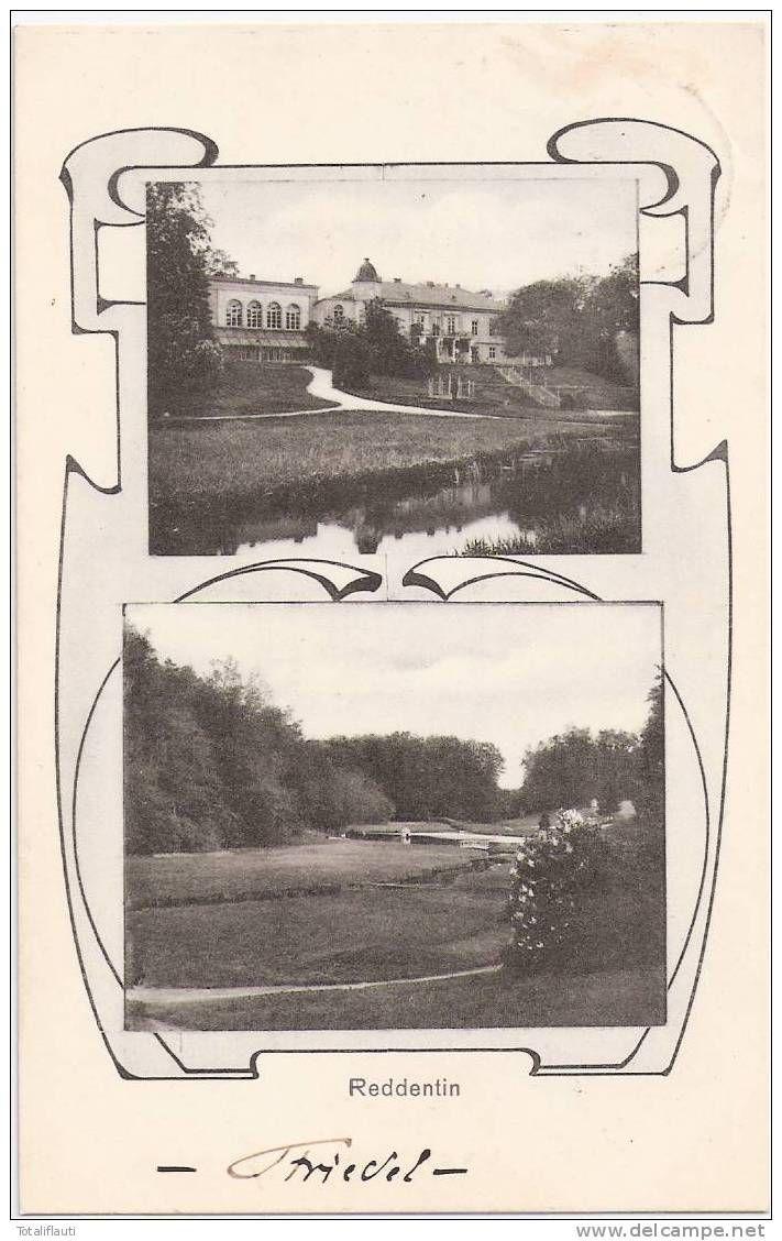 Reddentin Kreis Schlawe Pommern 9.3.1919 Redecin Slawno