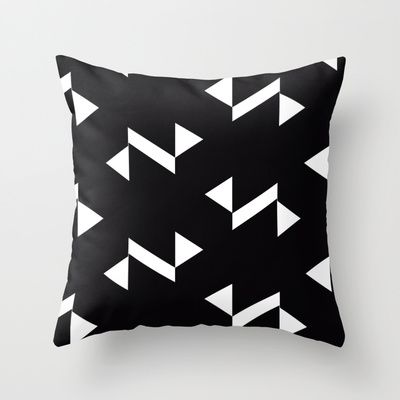 Clap clap clap Throw Pillow by Laura Moreau - $20.00