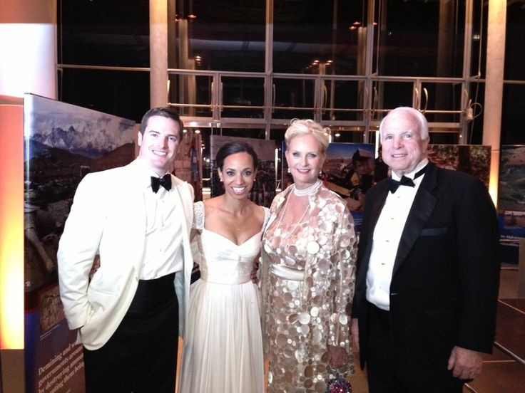 Jack McCain, son of Sen. John McCain, weds Renee Swift in San Francisco...who woulda thunk it!?!