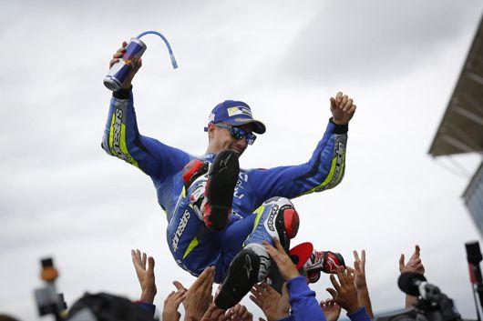 MotoGP 第12戦イギリスGP 結果:マーベリック・ビニャーレスが初優勝  [F1 / Formula 1]