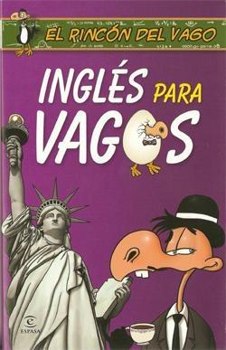 """Portada """"Inglés para vagos"""""""