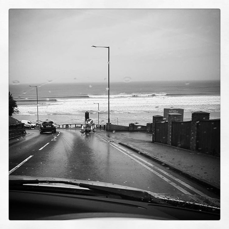 Some nice lines coming through today!  #surf #surfing #swell #saltburn