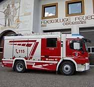Fuhrpark - Freiwillige Feuerwehr Obermais