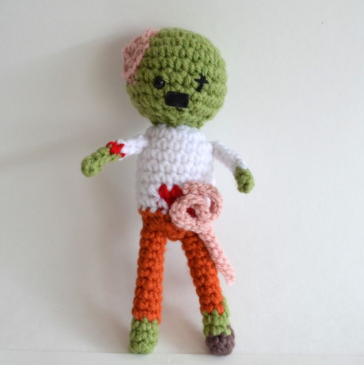 Free Crochet Patterns Zombie : Zombie Pattern