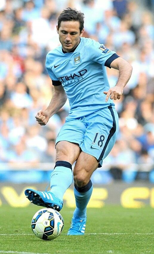 2014 Frank Lampard, Manchester City
