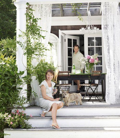 Back Porch Ideas: 77 Best Images About Cute Cottage Style Porches On Pinterest