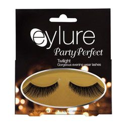 Eylure Party Perfect Twilight Lashes $12.99. These are the perfect statement lashes for evenings. I love how they taper in from very short & fine for the inner eye to long & flirty in the outer corner. The glue dries quickly making them speedy & easy to apply. If you take care of these lashes, you can reuse them up to ten times – so they're great value for money! Remember to measure before applying and always cut off any excess from the outer corners only. Have fun flirting with these ones!