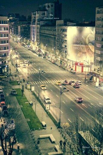 Magheru Boulevard Foto: Mihai Capsâz