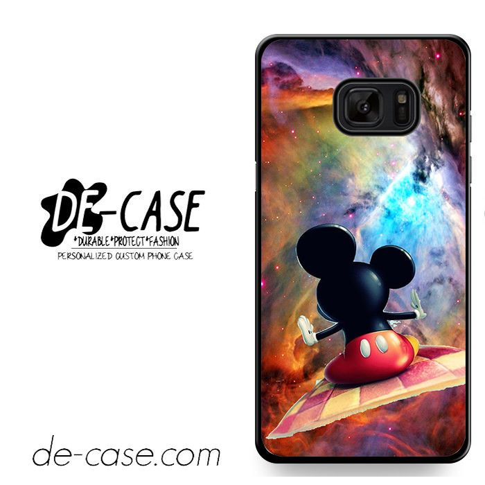 Mickey Mouse Flying With Carpet DEAL-7204 Samsung Phonecase Cover For Samsung Galaxy Note 7