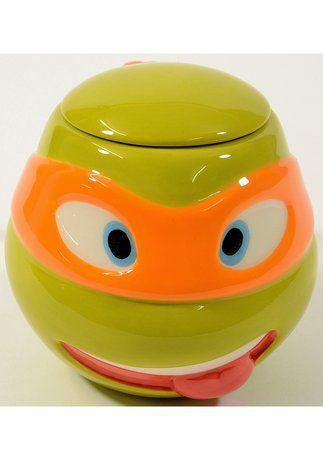 3D - Tasse Michelangelo, United Labels, »Turtles« im Online Shop von QUELLE Versand