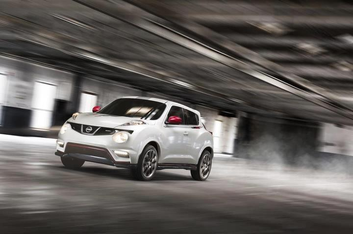 2013 Nissan Juke Nismo Announced Ahead of 2012 Paris Auto Show http://www.thecardriving.com/read/710/2013-nissan-juke-nismo-release-date-price-2012-paris-auto-show/