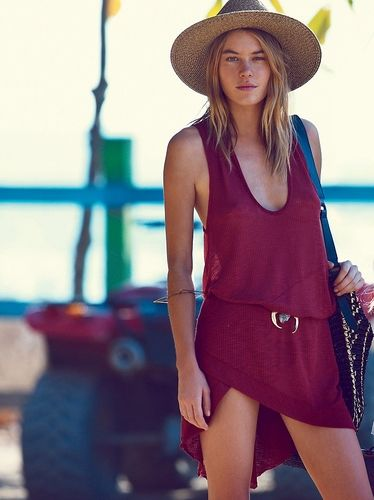 We The Free Womens We The Free Washed Ashore Tank from Free People on Catalog Spree