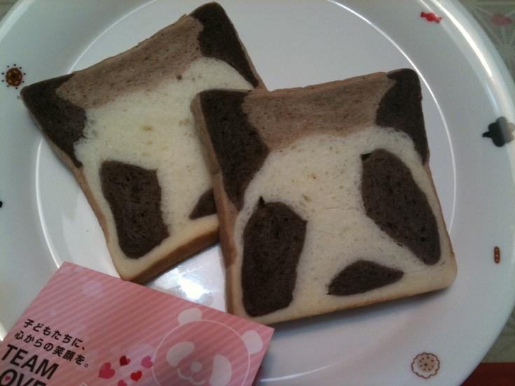Panda Toast ( Ander-pan )