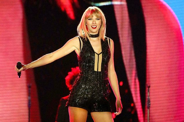 Taylor Swift, Adele, Shawn Mendes, 5SOS Win Big at Radio 1 Teen Awards | Billboard