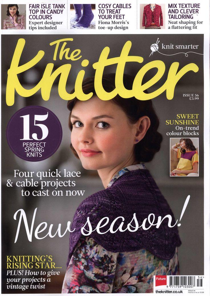 A KNITTER № 56 2013