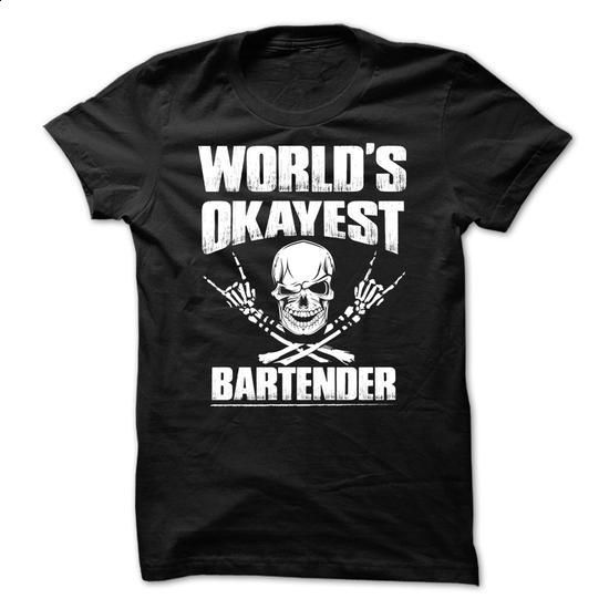 Awesome Bartender Shirt - #cool hoodies for men #college hoodies. I WANT THIS => https://www.sunfrog.com/Funny/Awesome-Bartender-Shirt-16359547-Guys.html?60505