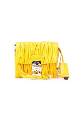 Miu Miu matelasse woman bag
