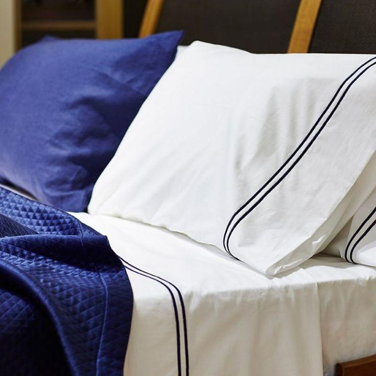 Lyon Luxury Pillow Case - Bed Linen | Veo Lujo