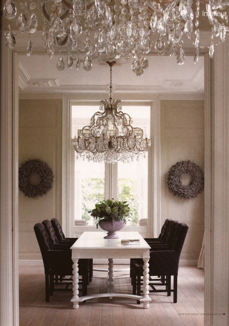 Dutch dining room more than classic magazine interior for Licht interieur