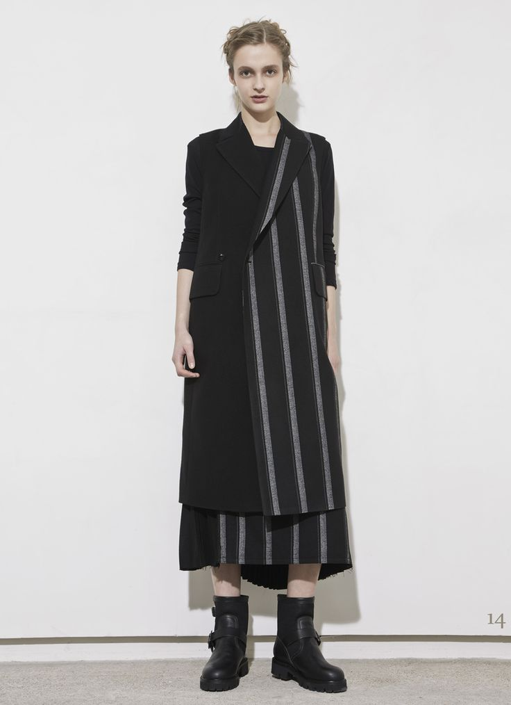 Visions of the Future // Y's by Yohji Yamamoto Pre Fall 2016