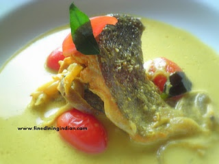 KERALA FISH MOLLY-MOLEE-A FISH RECIPE WITH COCONUT MILK-FINE DINING WAY