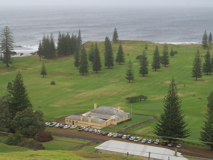 how to get to norfolk island