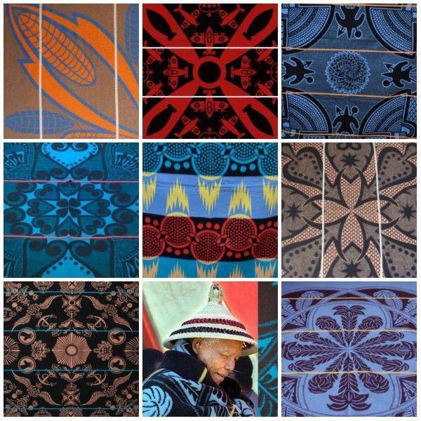 Basotho Blankets available from Shnu Tribal & Basotho Blankets