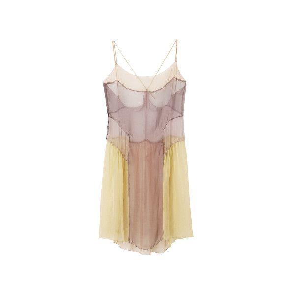 Alberta Ferretti (ALBERTA FERRETTI) - Dress - fashion items 351... ❤ liked on Polyvore