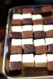 Chocolate-covered Marshmallows at Fouquet (Paris)