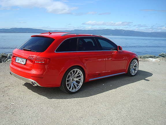 Dear Audi, Can this come to the US with a 6 speed?