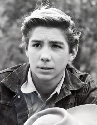 My first heart throb... Johnny Crawford ... actor/singer... starred with Chuck Conners in The Rifleman