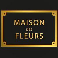 maison des fleurs logo google search wallpapers. Black Bedroom Furniture Sets. Home Design Ideas