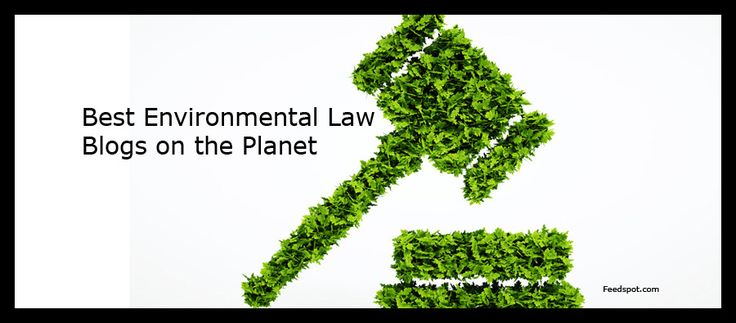 Top 100 Environmental Law Blogs and Websites on the Web