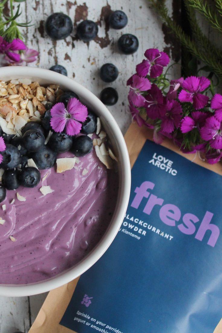 CASHEW VERY BERRY YOGURT (vegan, no refined sugar, dairy free)