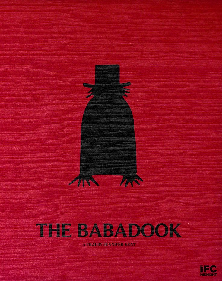 THE BABADOOK SPECIAL EDITION BLU-RAY