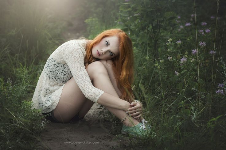 Great model and portrait - Wonder by Pauly Pholwises on 500px