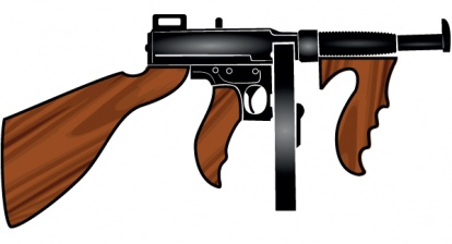 good gun vector graphics