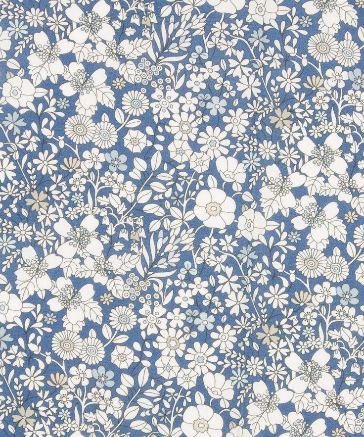 Liberty Art Fabrics Junes Meadow Tana Lawn Cotton | Fabric | Liberty.co.uk