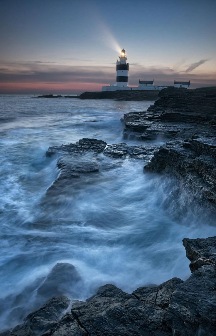 Hook Lighthouse - Bryan Hanna Irish Landscape Photography