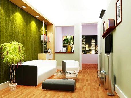 Hiasan Dalaman Ruang Tamu Kecil Dekorasi Ruang Tamu Sempit Other Sample Apartment With Black White 2 Color Concept Very Simple A Interior Desain Interior Rumah